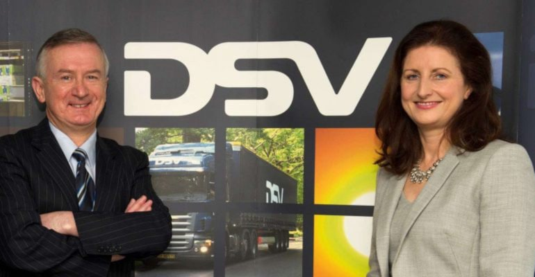 DSV implements data management solution to support complex supply chains
