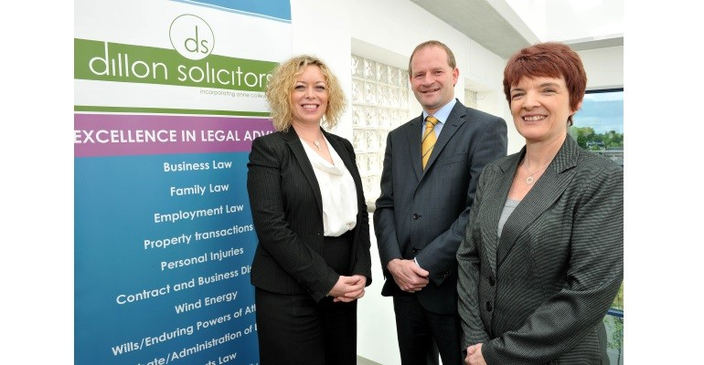 Private cloud solution for Dillon Solicitors