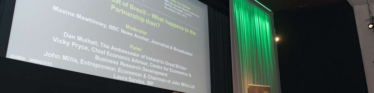 IIBN 5th Annual Global Conference – 'Partners by Design'