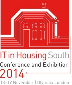 IT in Housing Conference & Exhibition, London Logo small