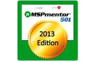 MSPmentor 501 Global Edition 2013