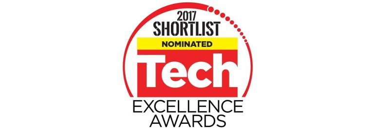 Trilogy shortlisted for two Tech Excellence Awards 2017