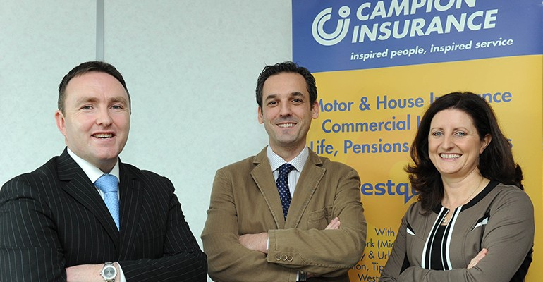 Campion Insurance centralise IT with virtual private cloud solution