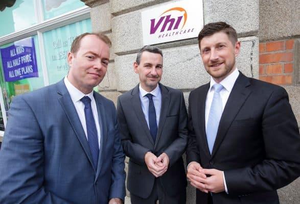Nutanix enterprise cloud solution deployed in Vhi Group