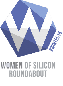women of silicon roundabout logo